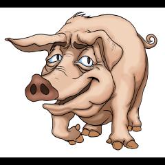 Le signe chinois : Cochon