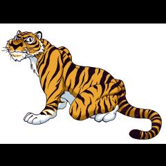 Le signe chinois : Tigre