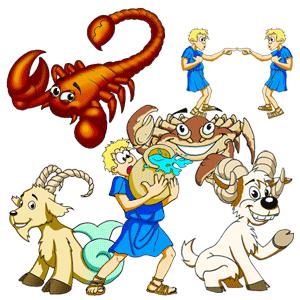 Contact horoscope